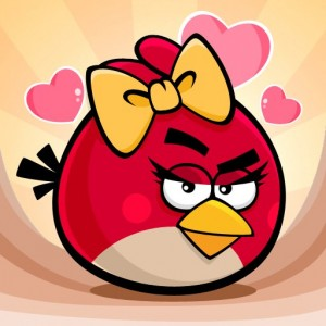 Romantic Angry Birds