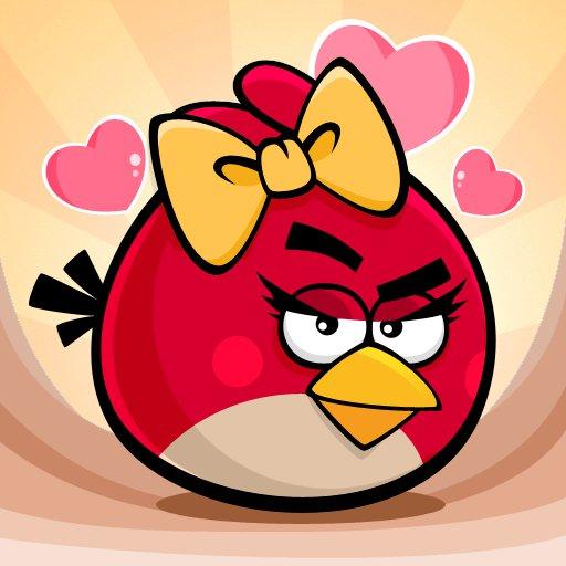 Angry Birds Seasons bird