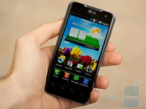 LG Optimus 2X pictures and video
