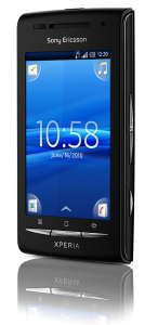 Sony Ericsson X8 arrives on Three