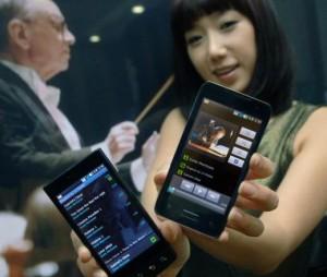 LG Optimus 2X example video looking niiiice