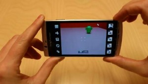 Xperia Arc looking sharp in demo video