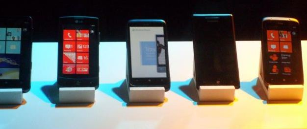 Windows Phone 7   2 million sold .. to stores and networks