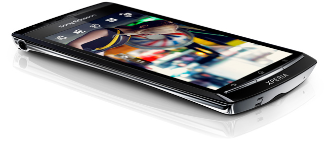 Sony Ericsson Arc Now Official
