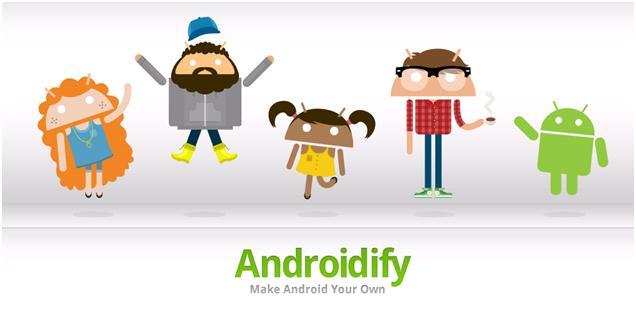 Androidify logo2