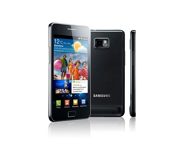 Samsung Galaxy S2 Announced