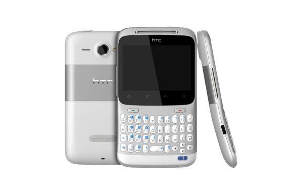 HTC ChaCha coming soon to Three
