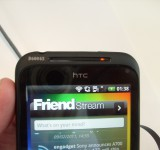 HTC Incredible S   Up close