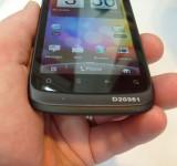 HTC Desire S   Up close