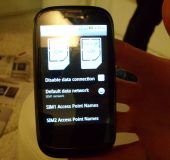 ViewSonic Dual SIM V350   Up close