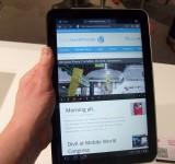 Motorola XOOM – Up close