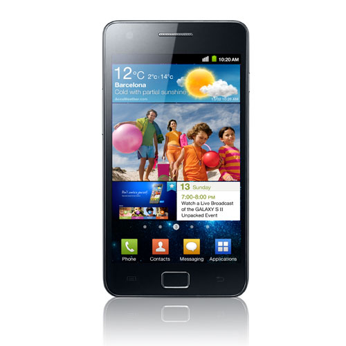 Samsung Galaxy S2 Press Image Leak