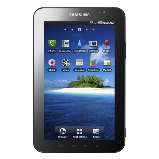 Three to carry Dell Inspiron Duo, plus Galaxy Tab becomes Galaxy Tab 1