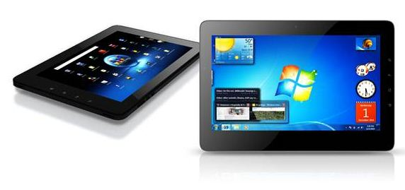 ViewSonic launch dual SIM Android and Windows/Android dual boot Tablet