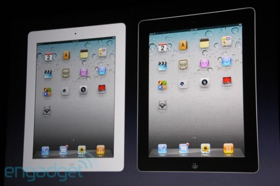 iPad 2 Now Official