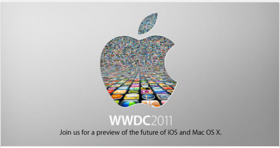 WWDC 2011 Set For 6th June