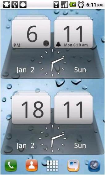 clock miui2