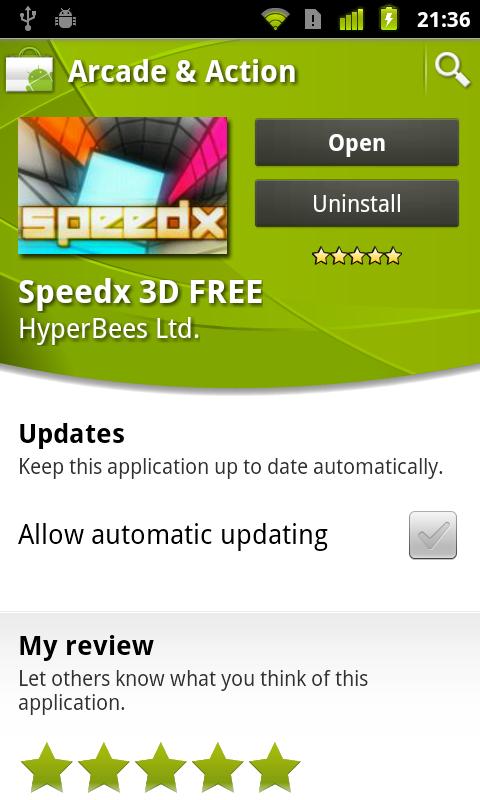 desire speedx market