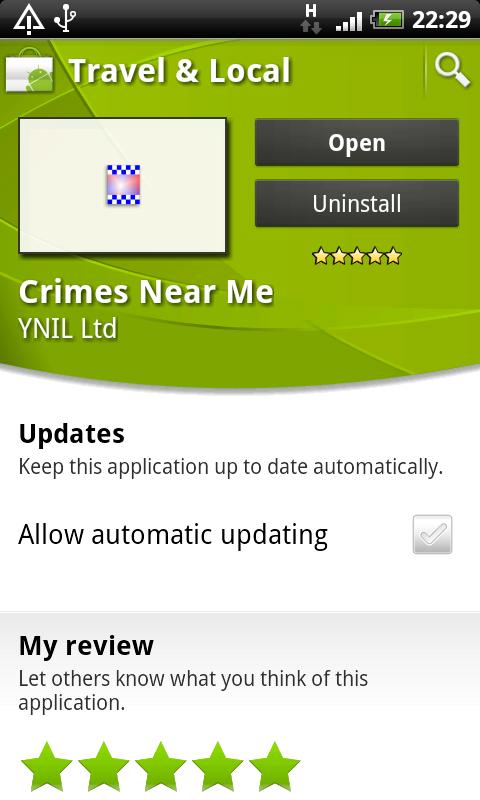 desirez crime market