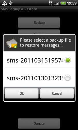 Coolsmartphone Recommended Android App   SMS Backup & Restore