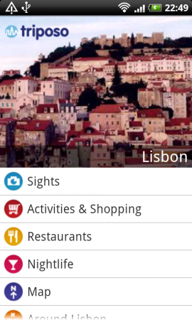 Coolsmartphone Recommended Android App   Triposo