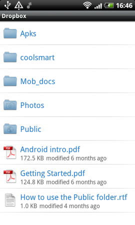 Coolsmartphone Recommended App   Dropbox