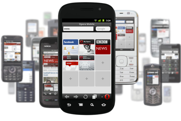 Opera Mini 6 for Android