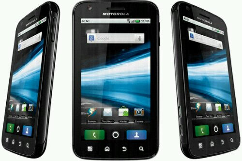 Motorola Atrix Confimed On T Mobile