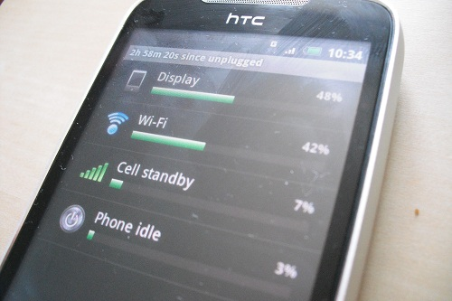 How to Maximise Your Android Phones Battery Life