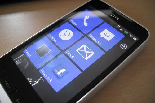 Launcher 7 | Give Your Android Phone a Flavour of Windows Phone 7
