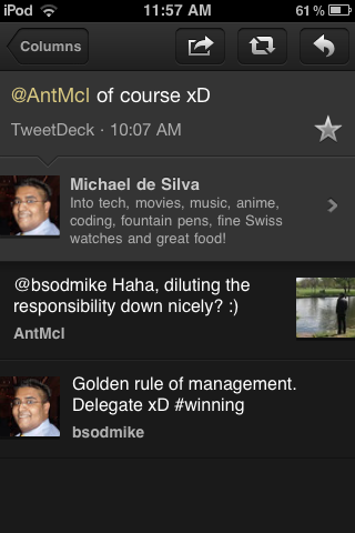 TweetDeck 2.0 for iOS: First Look