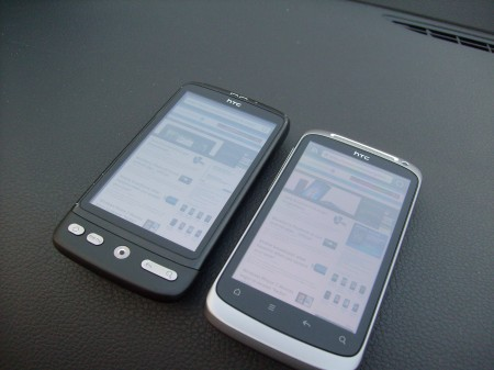 HTC Desire S Review