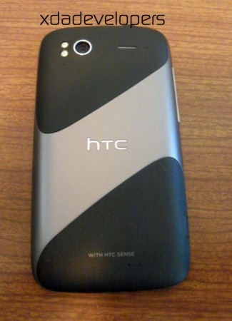HTC Sensation to be revealed next week?