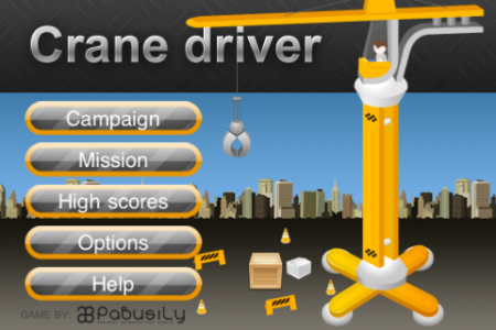 Crane Driver   iPhone Game Review