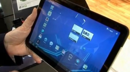 PlayBook, Motorola Xoom and iPad compared