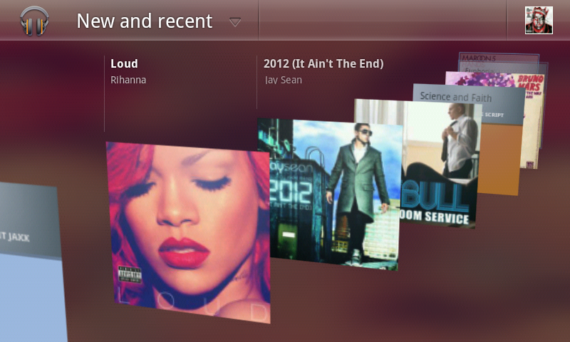New Android Music Player, Camera and Gallery apps leaked online (and available for download)
