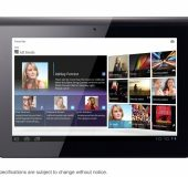 Sony Announce S1 & S2 Tablets