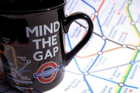 Tube travellers still have a gap..in coverage