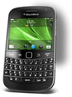 BlackBerry Bold 9900 smartphone 3110502123632