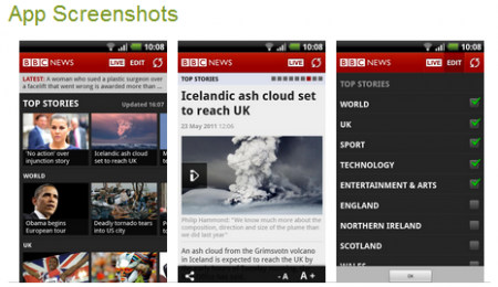 BBC release dedicated news app for Android