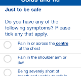NHS Direct, now for iPhone too