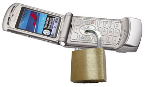 Locked Phone1