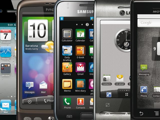 Smartphones web