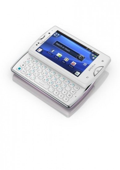 Sony Ericsson announces new generation of Xperia Mini phones [UPDATED]
