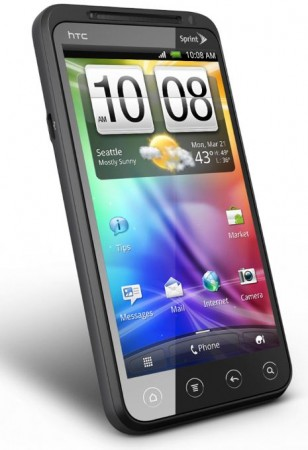 Vodafone to carry the HTC Evo?