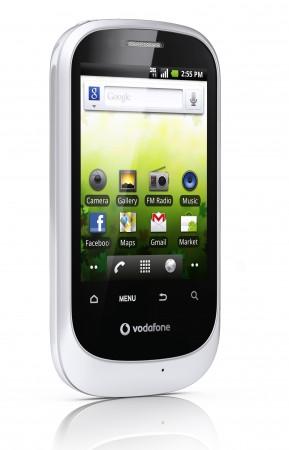 Vodafone Announce the 858 Smart
