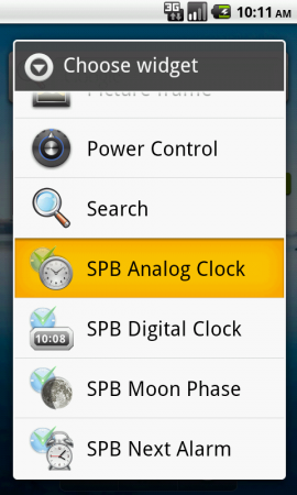 SPB Time for Android