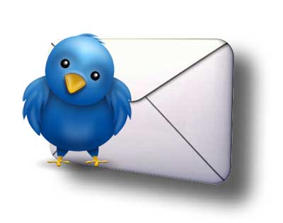 twitter email