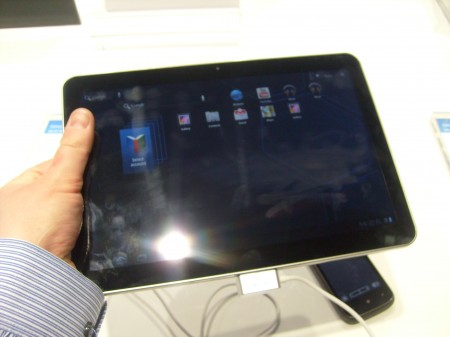 Samsung Galaxy Tab 10.1 available in the UK on August 4th
