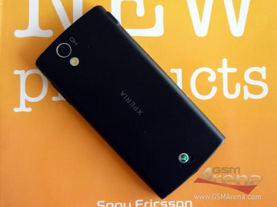 Sony Ericsson Urushi Leaked
